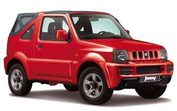 Rent Suzuki Jimny