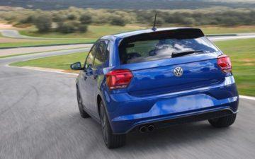Забронировать VW Polo Auto