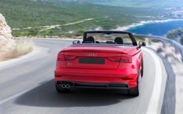 Забронировать Audi A3 Cabriolet