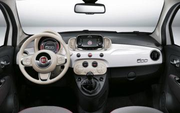 Buchen Fiat 500cc