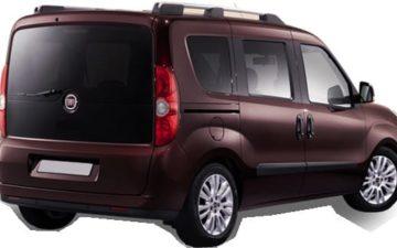 Забронировать Fiat Doblo