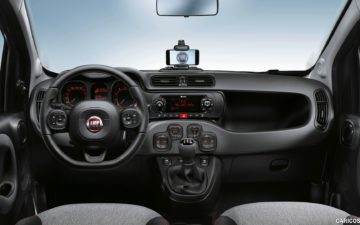 Забронировать Fiat Panda