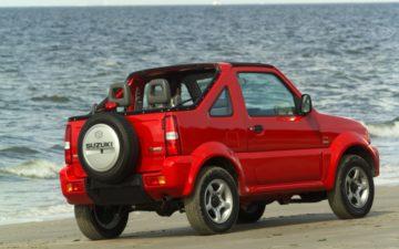 Забронировать Suzuki Jimny