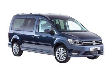 Забронировать VW Caddy Long Edition